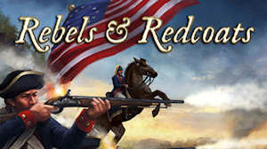 Rebels and Redcoats Logo