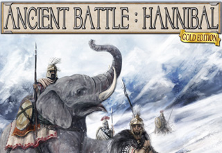Ancient Battle Hannibal Gold