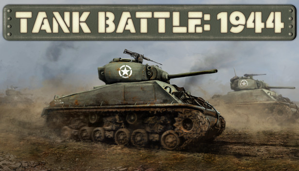 Tank Battle: 1944 on Steam
