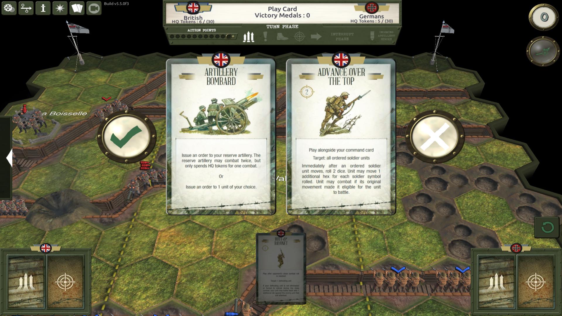 Commands & Colors: The Great War - HexWar