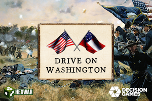 Civil War: Drive on Washington