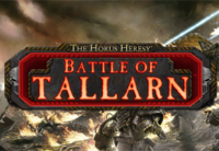 The Horus Heresy: Battle of Tallarn
